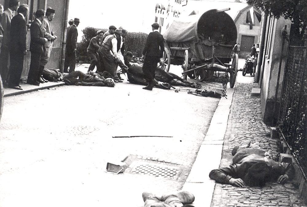 Dozvuky války – Dvoje dveře, které zachránily životy