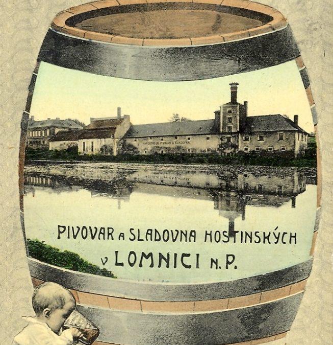Lomnické pivovarnictví a hostince
