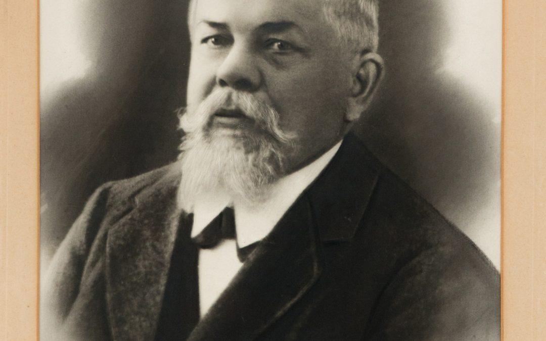 JOSEF JAN FUČÍK (1859 – 1930) – HISTORIK, KARTOGRAF, PEDAGOG