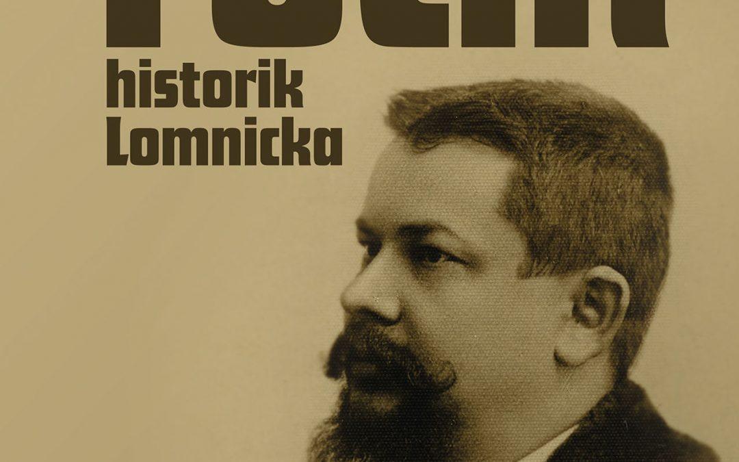 "Kniha ""Josef Jan Fučík – historik Lomnicka"" v prodeji"